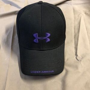 UA fitted hat, like new